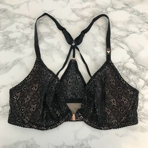 Victoria's Secret Very Sexy Unlined Plunge Bra 36C